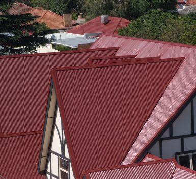 Tudor Roof