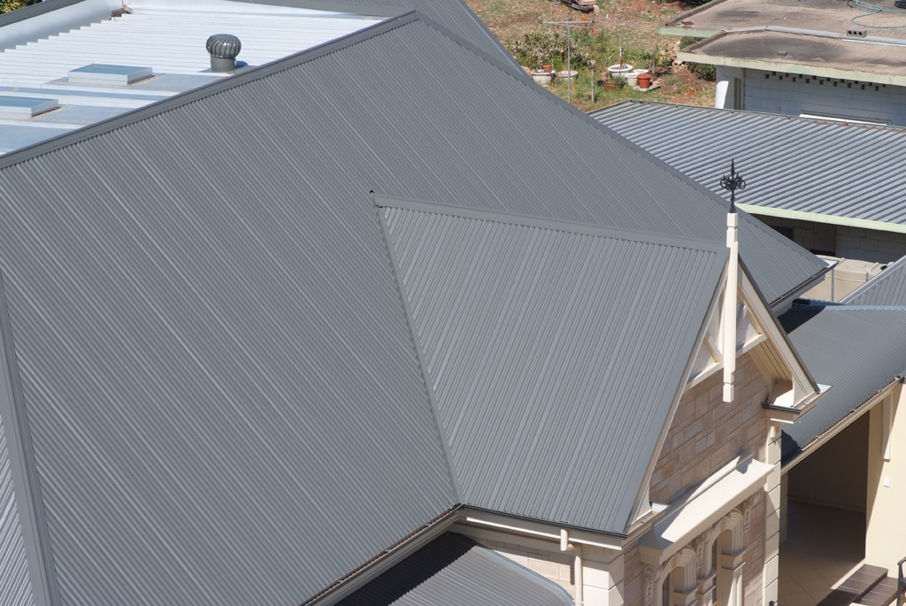 Steel Roofing & Re-Roofing Adelaide